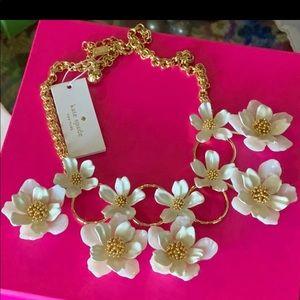 Kate Spade! Floral Necklace